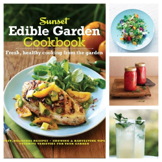 Edible Garden Cookbook