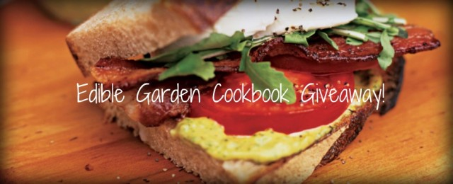 Free Edible Garden Cookbook