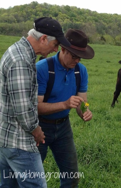 Joel Salatin and Polyface Farm