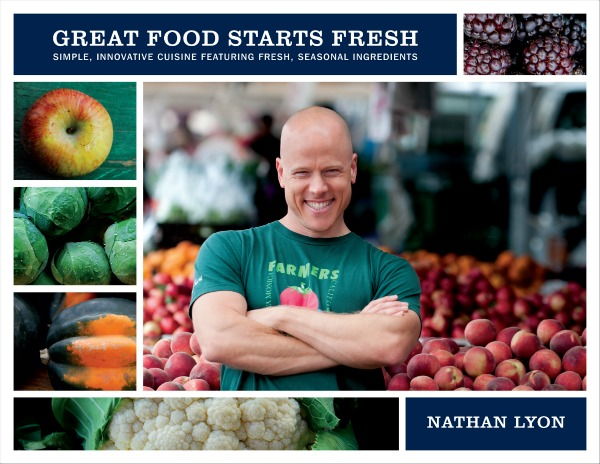 Chef Nathan Lyon Cookbook