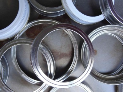 Loose Canning Rings