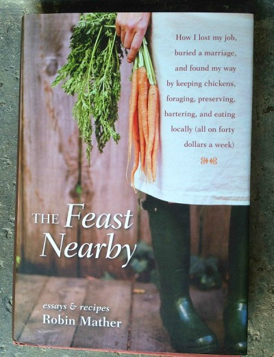 The Feast Nearby book review - LivingHomegrown.com