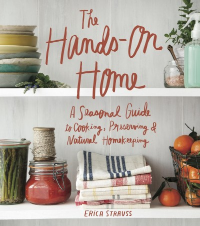 Hands On Home Book Review - LivingHomegrown.com