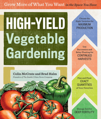 High Yield Vegetable Growing