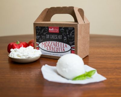 Homemade Cheese Kit - LivingHomegrown.com