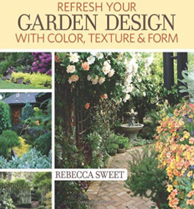 Refresh Your Garden Design book review - LivingHomegrown.com