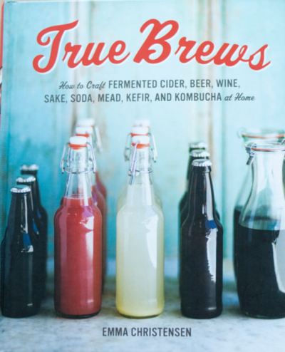 True Brews book - LivingHomegrown.com