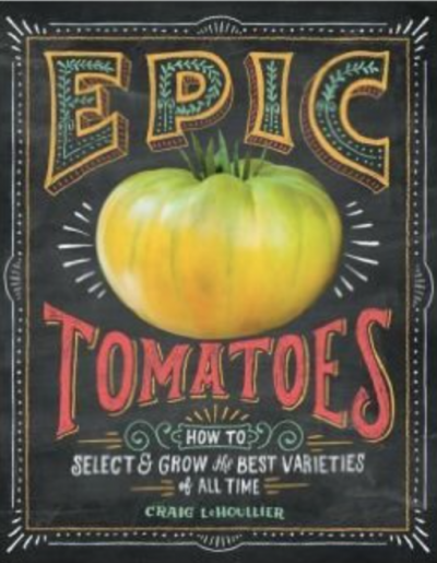 Epic Tomatoes book review - LivingHomegrown.com