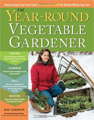 Year Round Vegetable Gardener - LivingHomegrown.com