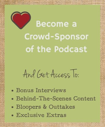 Become a Living Homegrown Podcast Supporter