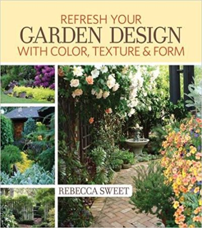 Refresh Your Garden Design Book Cover