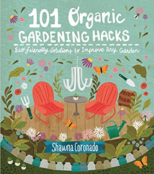Organic Gardening Hacks at LivingHomegrown.com